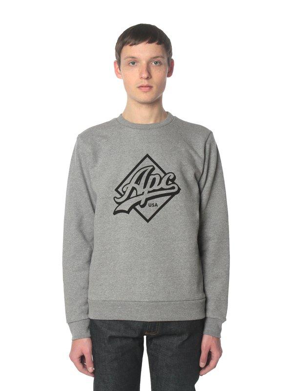 A.P.C. Sherman Sweatshirt