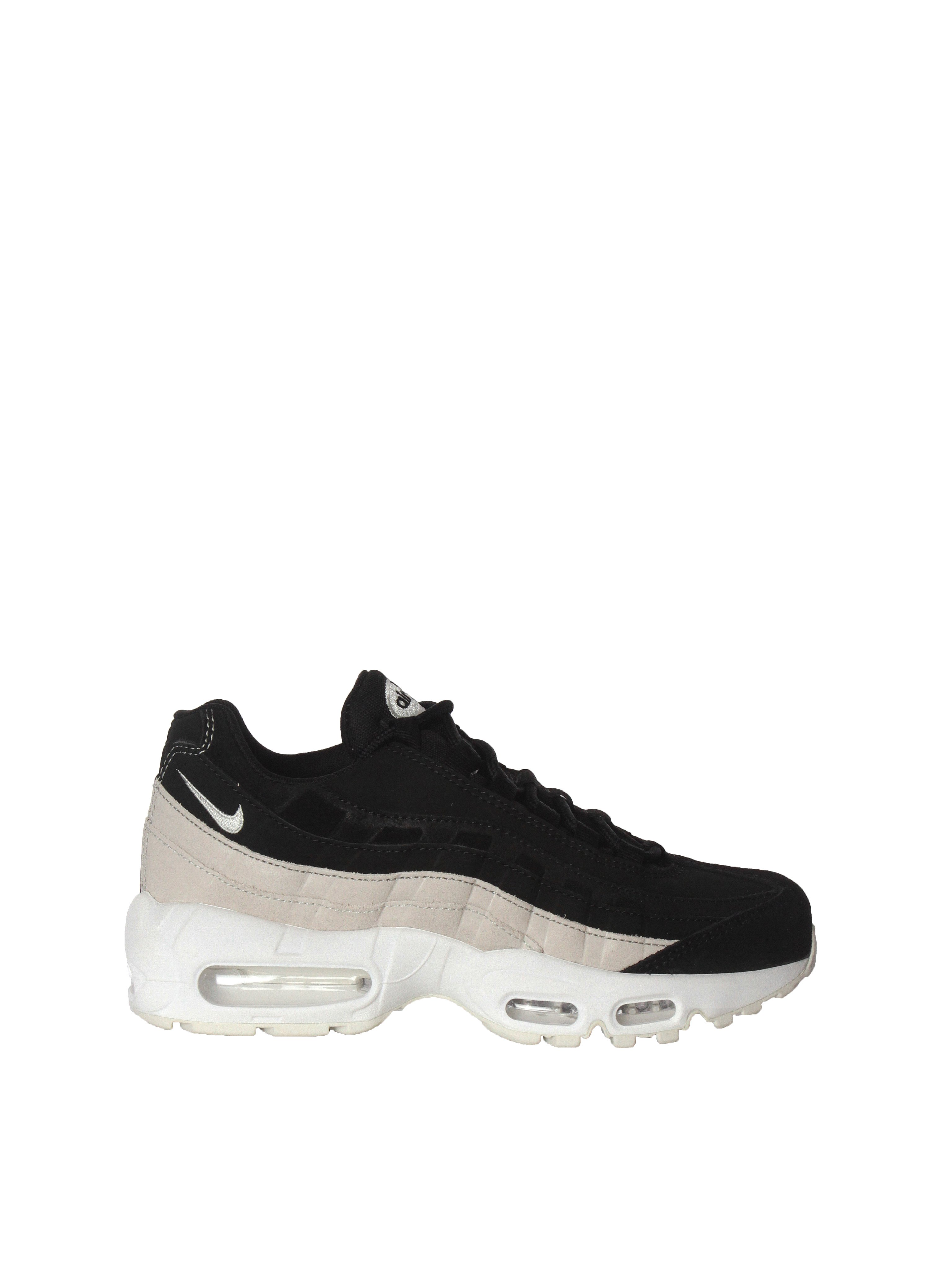 Nike Air Max 95 PRM Shoes Black Spruce Aura White