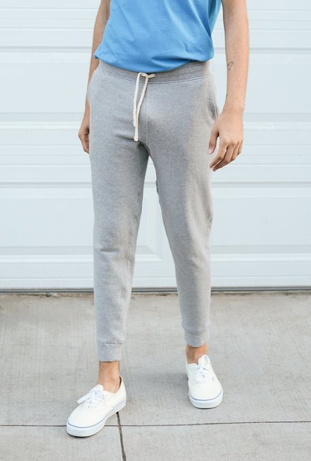 Richer Poorer French Terry Sweatpants  - Heather Grey