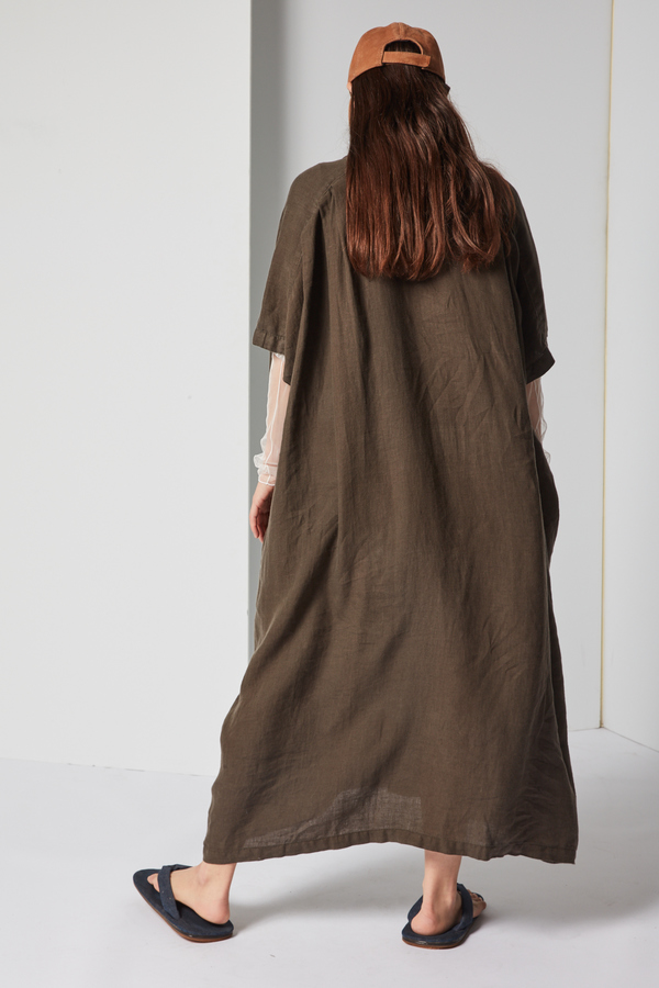 Black Crane Kite Dress