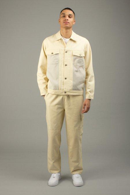 North Hill Denim Jacket - Ivory