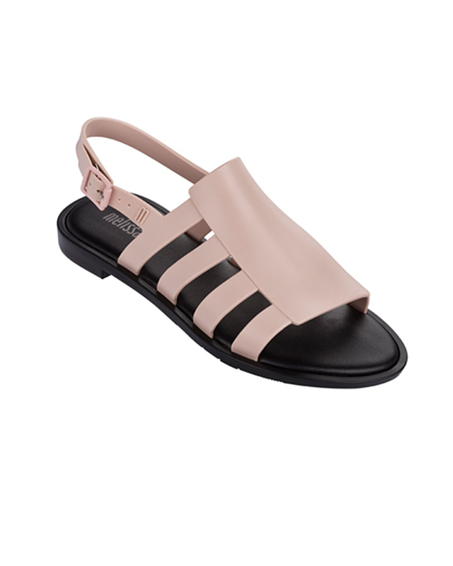 Melissa Boemia Sandal in Dusty Pink