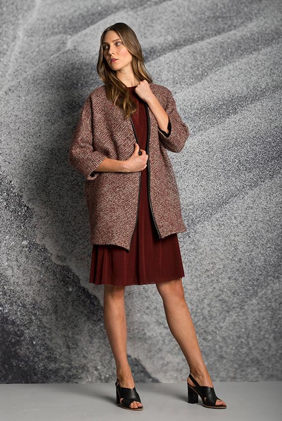 Obakki Coho Coat