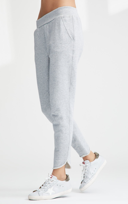 TEE LAB BY FRANK & EILEEN LAB628TF TROUSER SWEATPANT - GRAY MELANGE