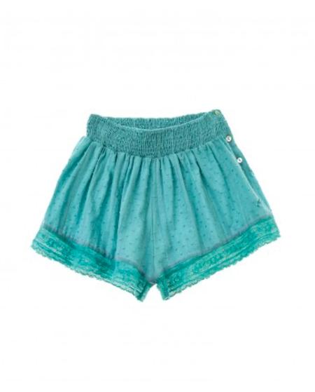 Kids Tocoto Vintage Shorts - Green