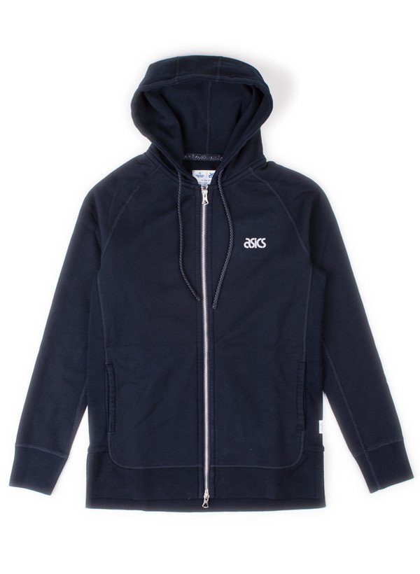 asics full zip