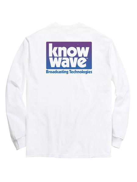 Know Wave Long-sleeved T
