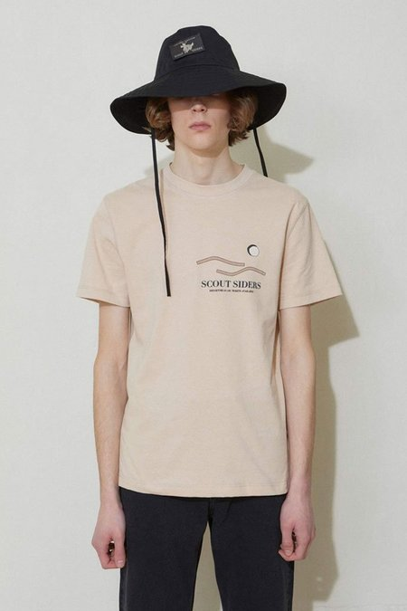 L'Homme Rouge Outsiders T-shirt - Dusty Pink