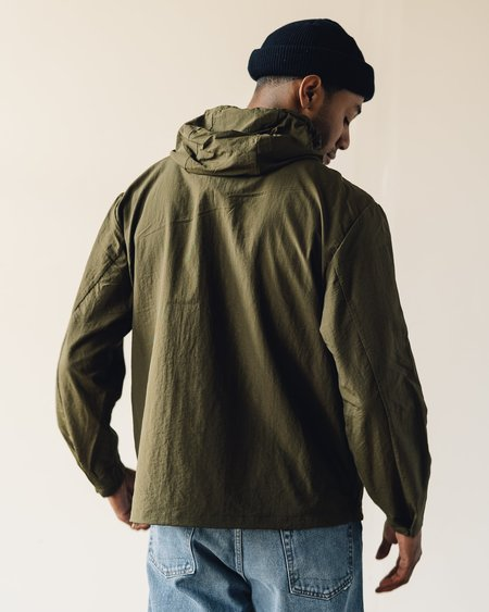 Norse Projects Kalix Anorak - Ivy Green