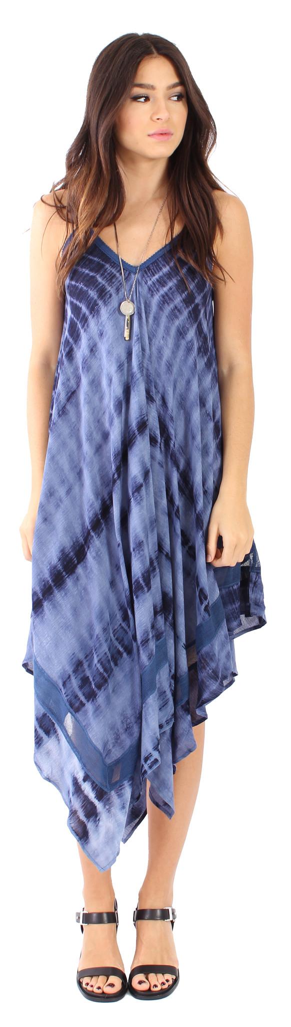 Hazel Handkerchief Dress