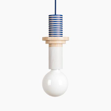 SND Junit Lamp - Blue