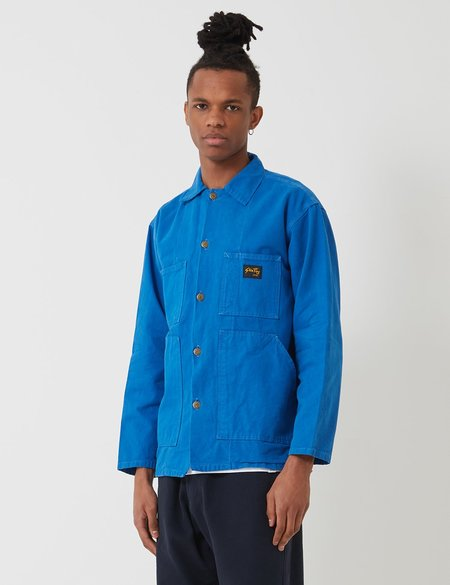 Stan Ray Shop Jacket - Zany Blue