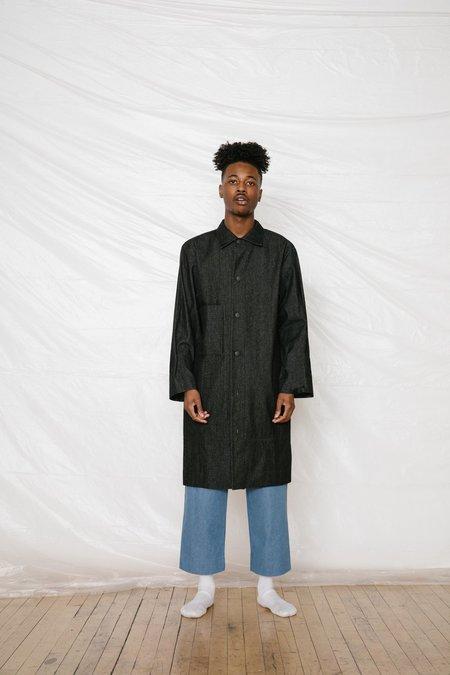 Unisex Faan Kinsman Jacket - Black Denim