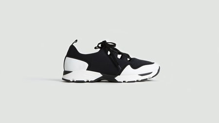 Marni Sneakers - Black/White