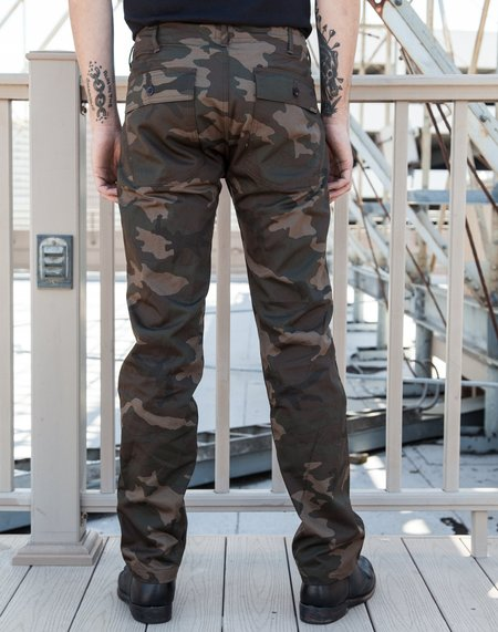 Tellason Fatigue Pants - Camo