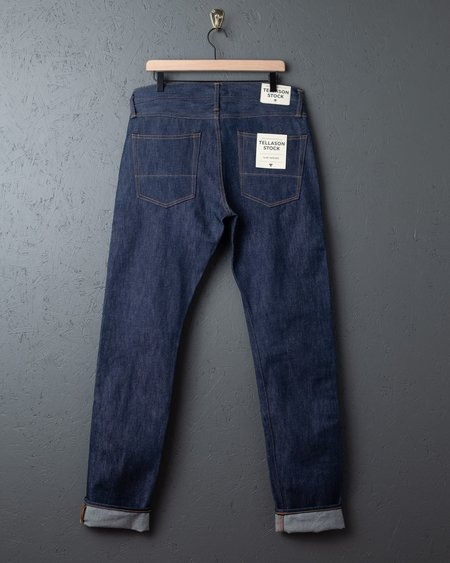 Tellason Slim Tapered & Straight Leg Stock Jeans