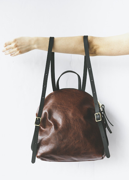 Eleven Thirty Anni Backpack in Cognac