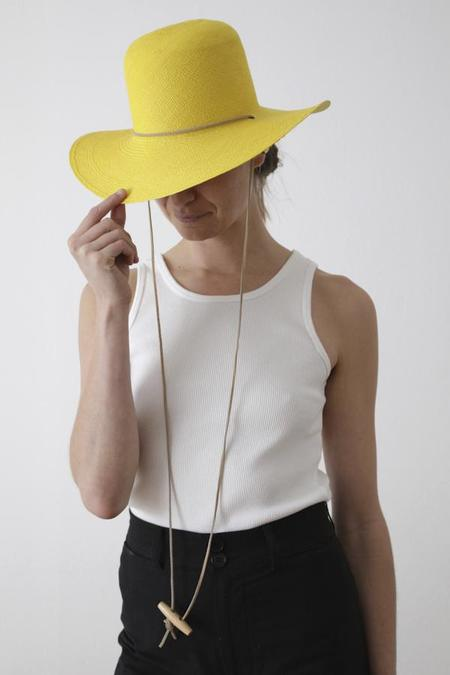 Brookes Boswell Suncrest Straw Hat