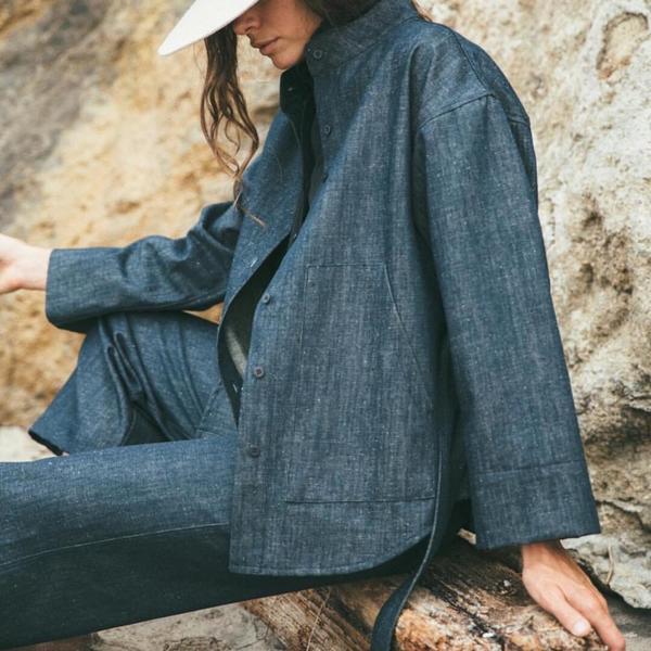 Ozma Kimono Sleeve Jacket
