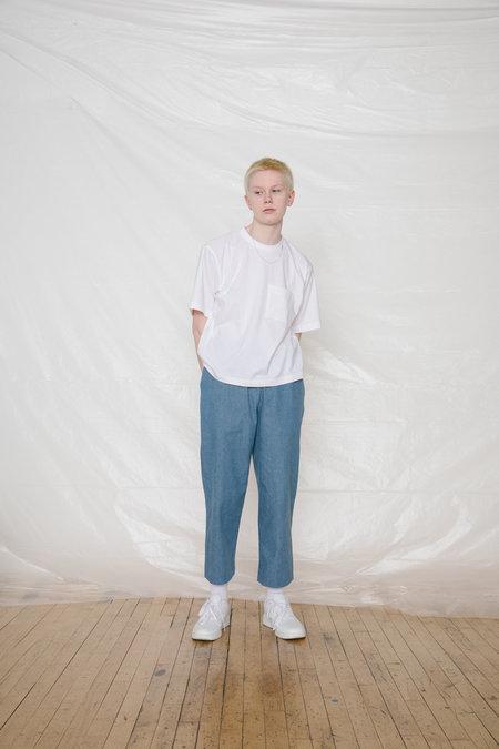 Unisex Faan AA Top - White