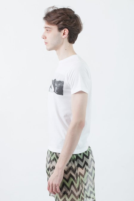 LAZOSCHMIDL Bruce T-Shirt - Bed