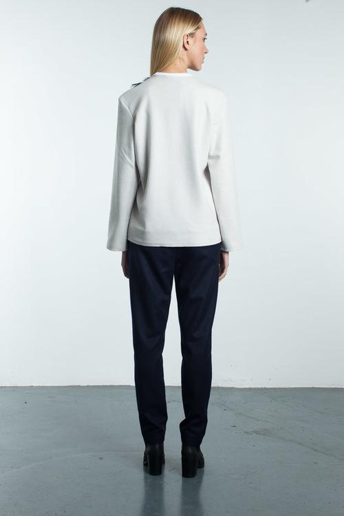Steven Tai Shirt With Fringe