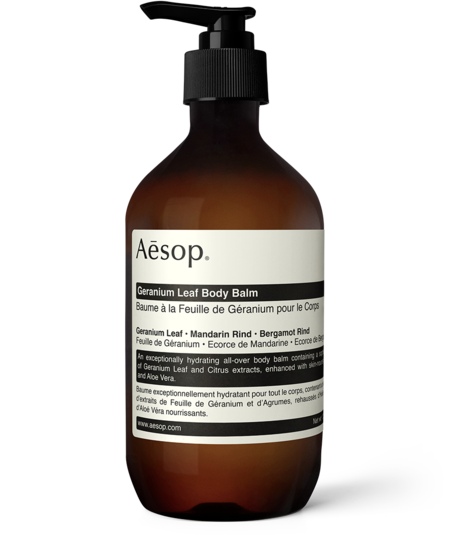 AESOP 500 mL Geranium Leaf Body Balm
