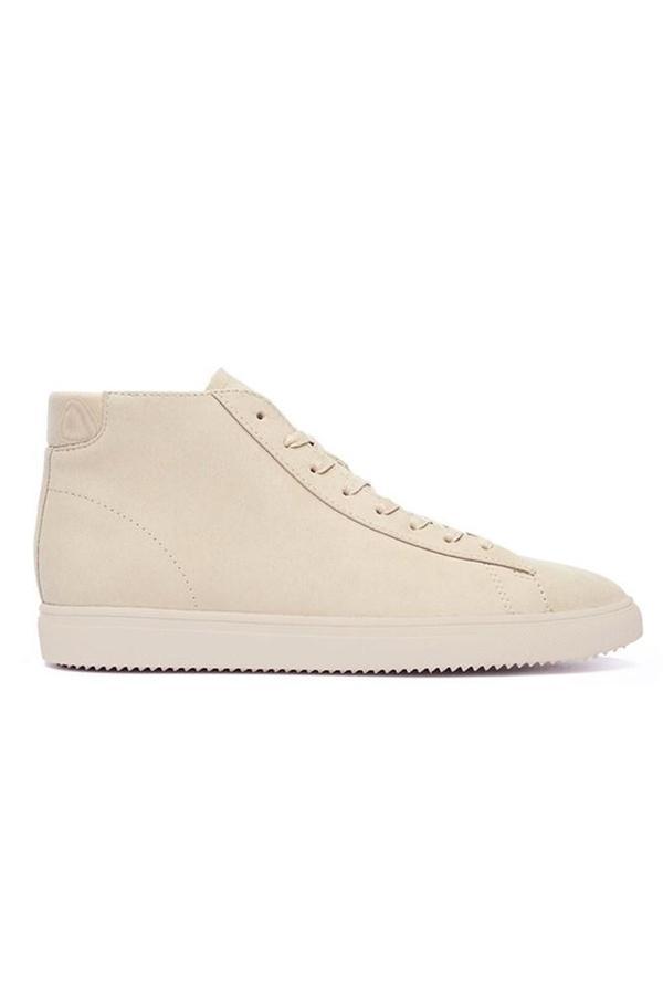 Clae Bradley Mid Nubuck Sneaker