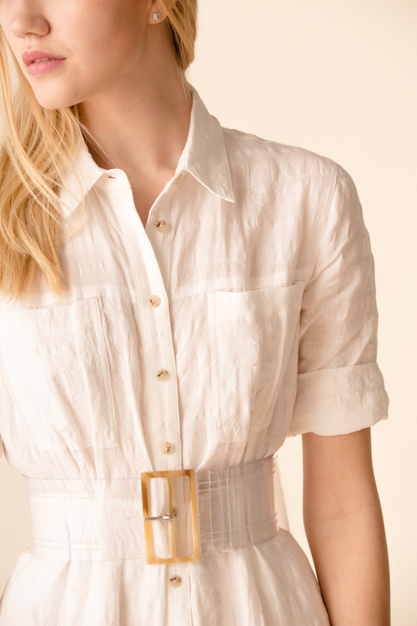 305db837bc5f Mara Hoffman Lorelei Dress - WHITE. $525.00$367.50. Mara Hoffman