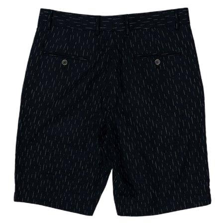 Krammer & Stoudt Bogart Shorts - Navy Stripe