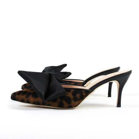 Brother Vellies Stell Mule - black