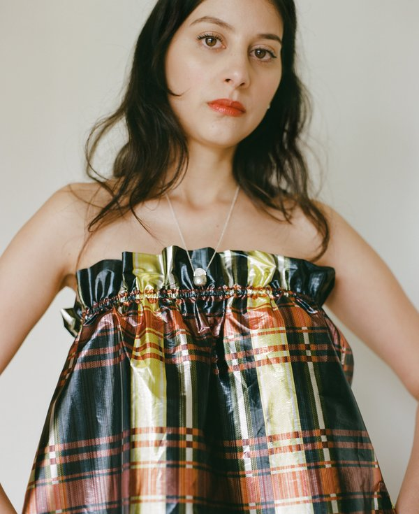 Maryam Nassir Zadeh Glory Dress