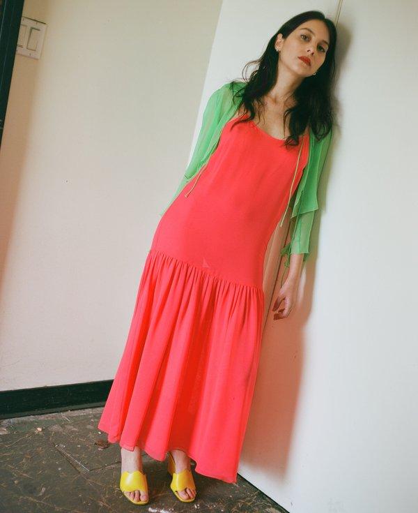 Maryam Nassir Zadeh Oracle Dress