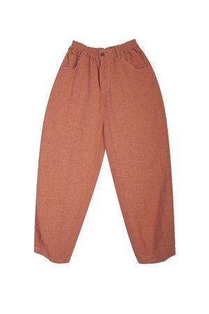 L.F.Markey Fat Boys Linen - Dusty Pink