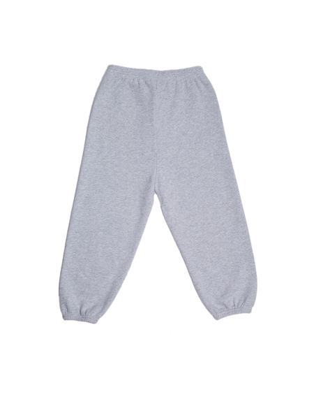 Kids Balenciaga Kids Cotton Sweatpants - Grey