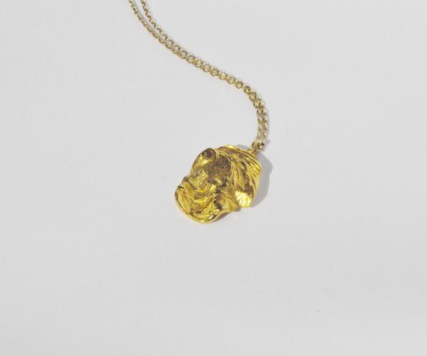 Brigitta nami necklace