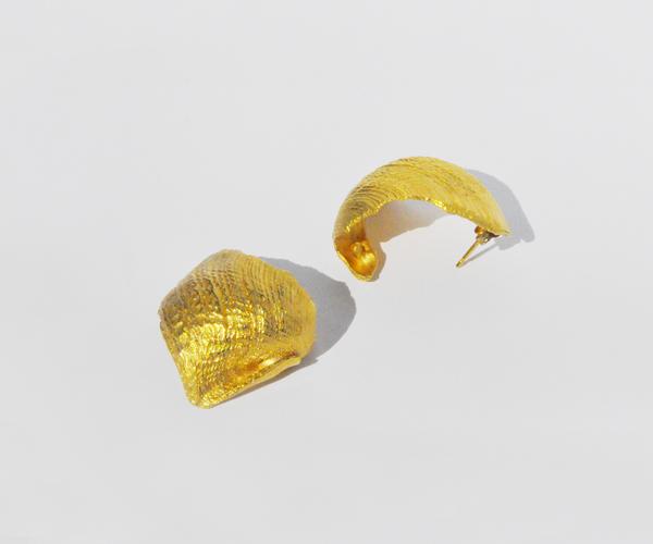 Brigitta imperfect earrings