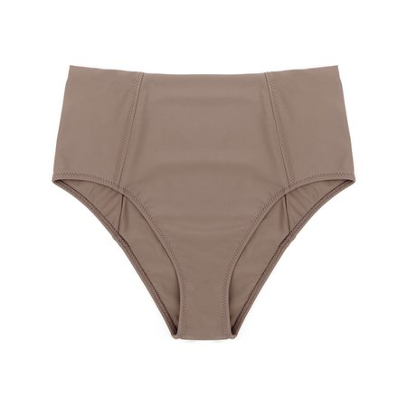Galamaar High Bottom - SMOKED TAUPE