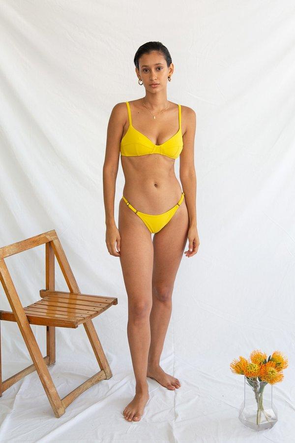 Galamaar Simone Retro Top - Aurora
