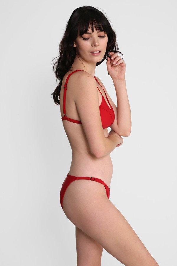 Galamaar Slim Line Brief - Rouge