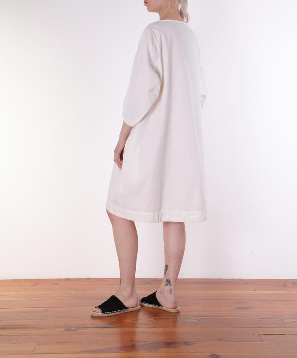 Henrik Vibskov Headwind Dress - white
