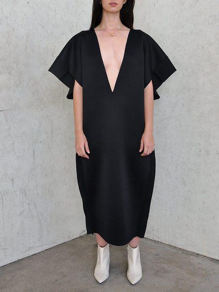 Alejandra Inzunza Neoprene Dress
