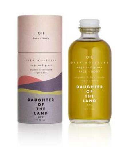 Daughter of the Land DEEP MOISTURE BODY + FACE OIL