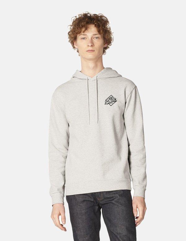 A.P.C. Aston Hooded Sweatshirt - Ecru