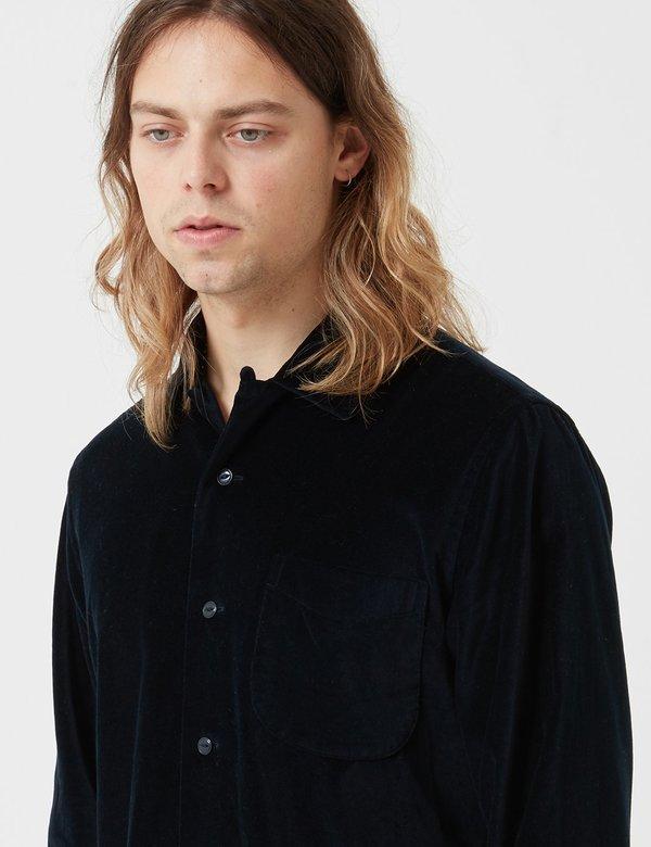 Bellerose Goney Shirt - Navy Blue