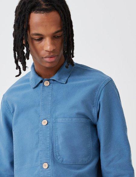 Bleu De Paname Veste De Comptoir Jacket - Blue Horizon