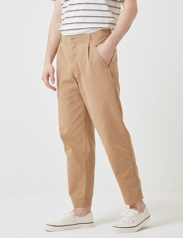 Folk The Assembly Trousers - Sandstone