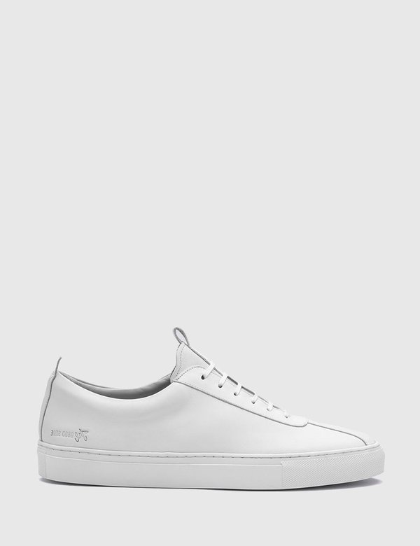 Grenson Leather Sneakers No.1 - White
