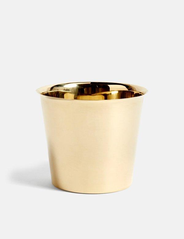 Hay X-Large Botanical Family Pot - Brass
