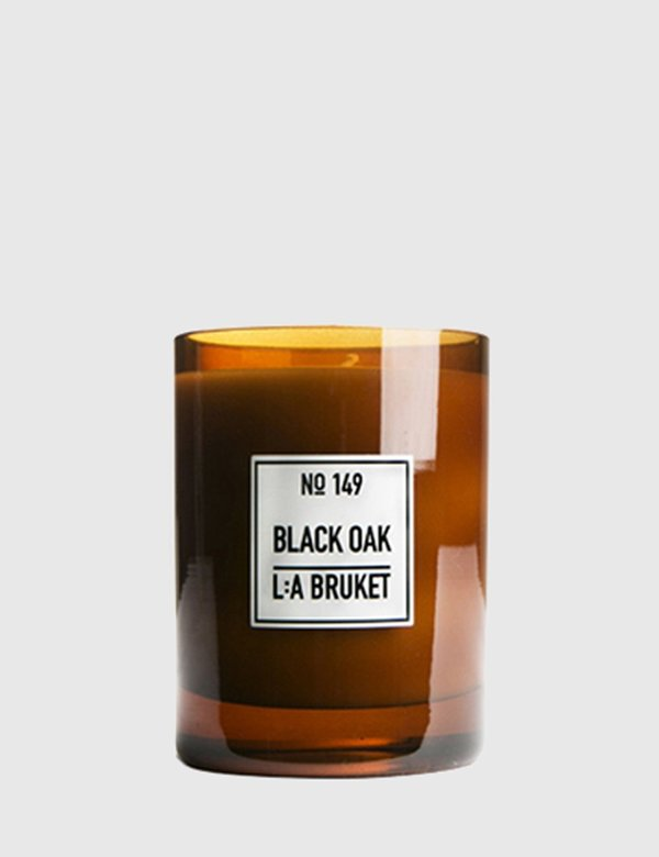 L:A Bruket Candle (260g) - Black Oak